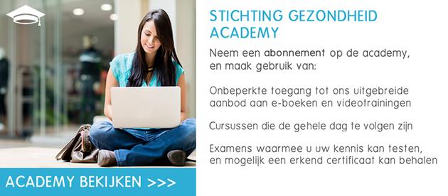 Stichting Gezondheid Nederland Academy