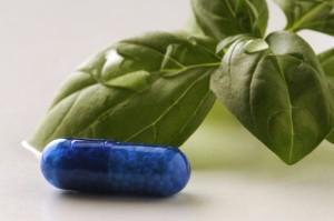La pillola blu