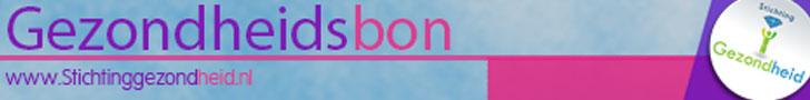 Banner Gezondheidwensbon