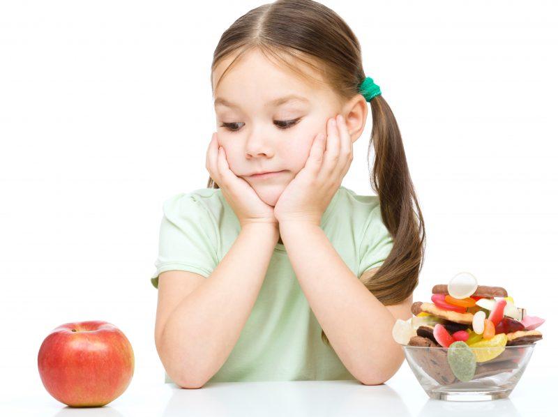 pers, gezonde kinderen