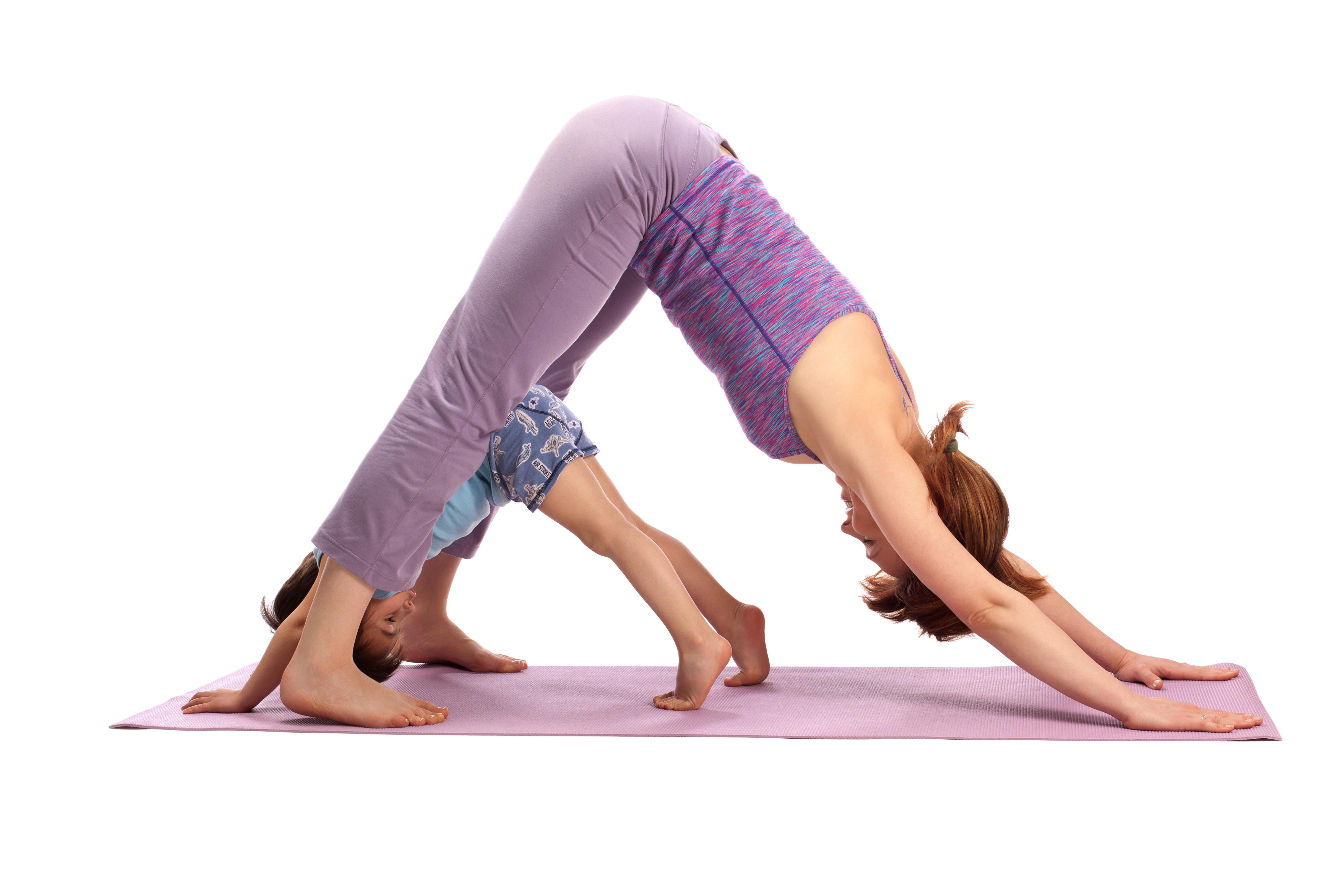 Gratis Yoga oefeningen