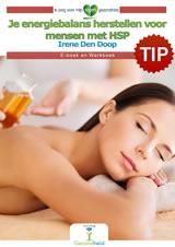 Je energiebalans herstellen voor mensen met HSP e-book