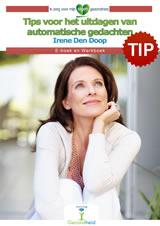 Tips voor het uitdagen van automatische gedachten e-book