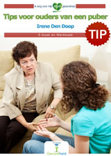 Tips voor ouders van een puber e-book