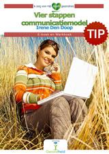 Vier stappen communicatiemodel e-book