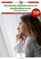 Visualisatie afscheid nemen en constructieve rouw e-book