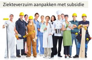 ziekteveruim aanpakken met subsidie