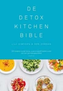 De Detox Kitchen Bible isbn 9789055949519