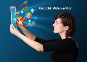 Gezocht vrijwilliger of stagiaire video editor (video bewerker)