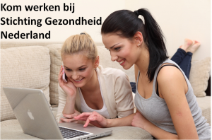 vacatures stichting gezondheid nederland