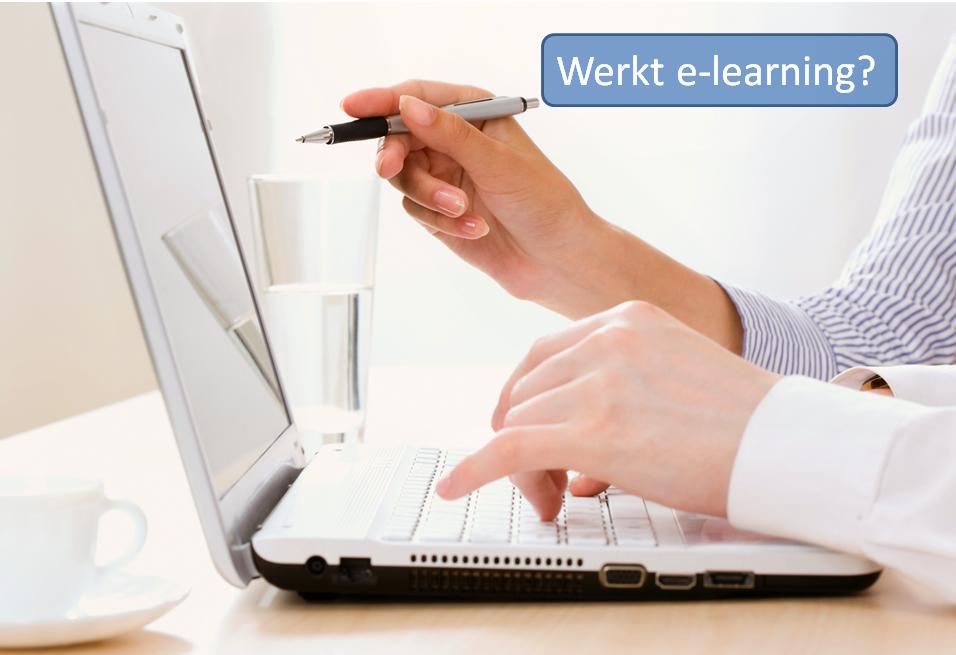 Werkt E-learning in gezondheid?