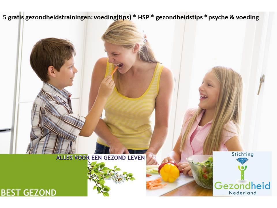 Samenwerking Best Gezond en Stichting Gezondheid