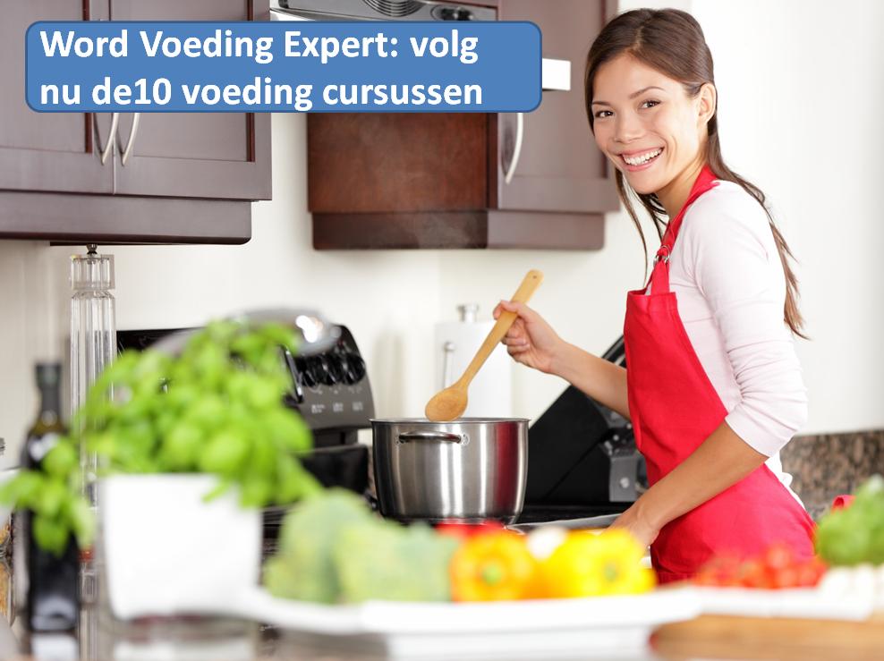 Voeding Expert trainingen
