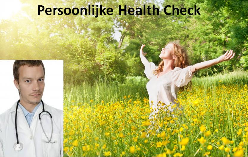 Persoonlijke Gezondheidscheck