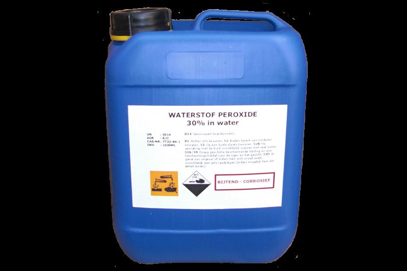 waterstof peroxide
