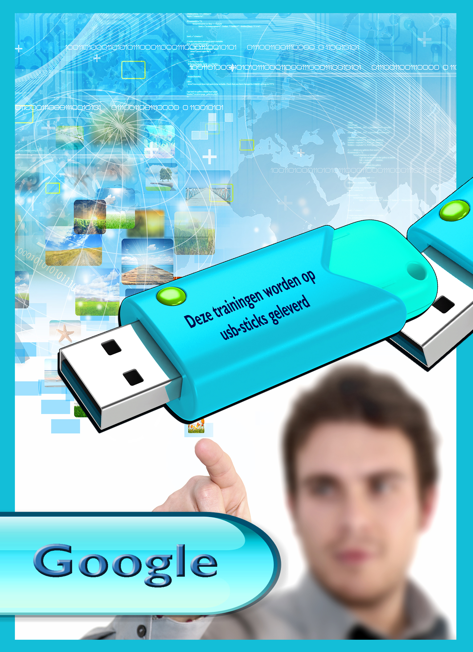 DVD hoesjeGoogle
