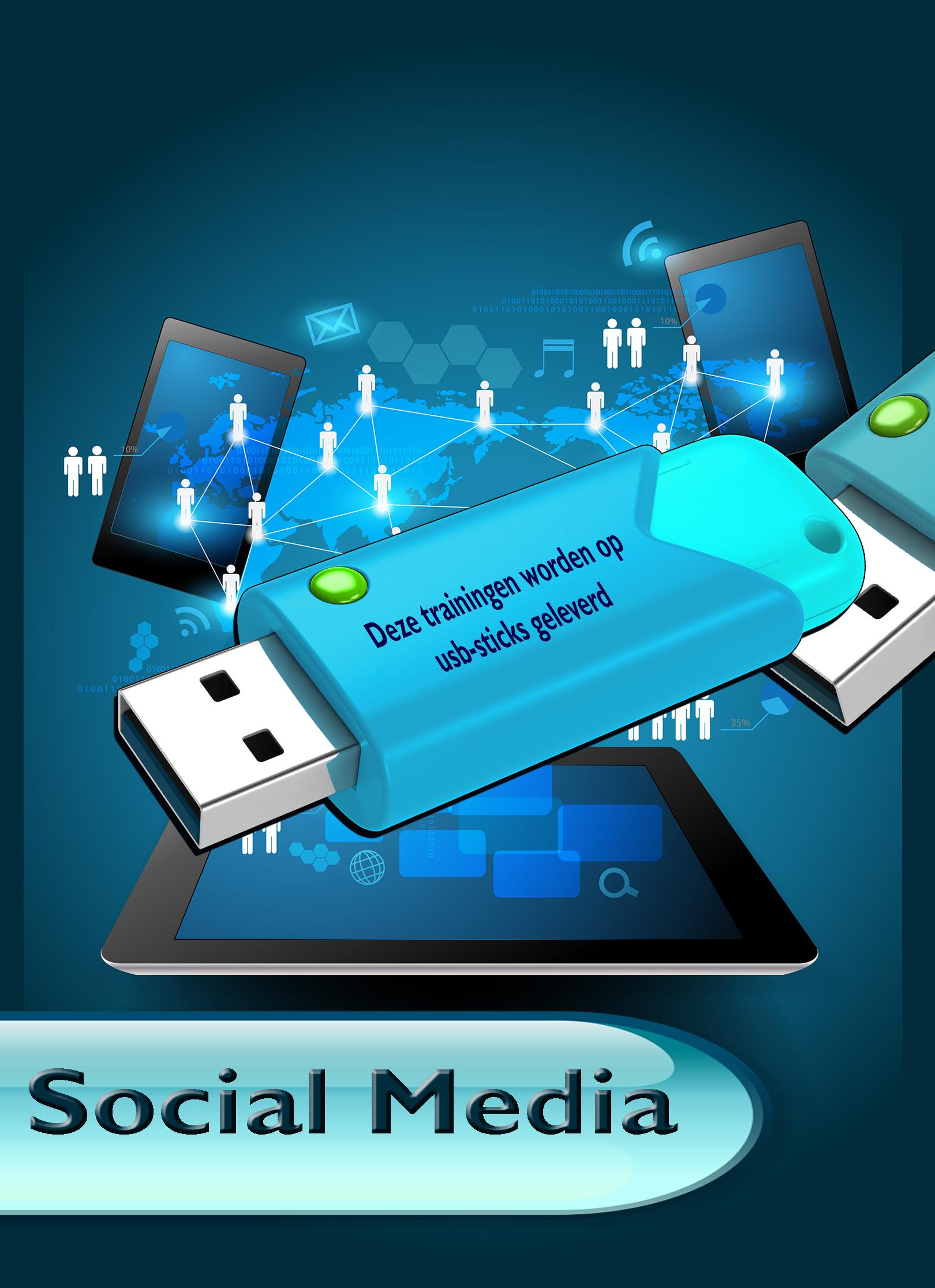 DVD hoesjeSocialMedia 2