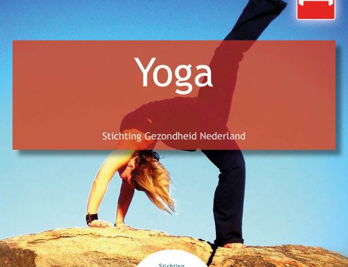 Boek over Yoga