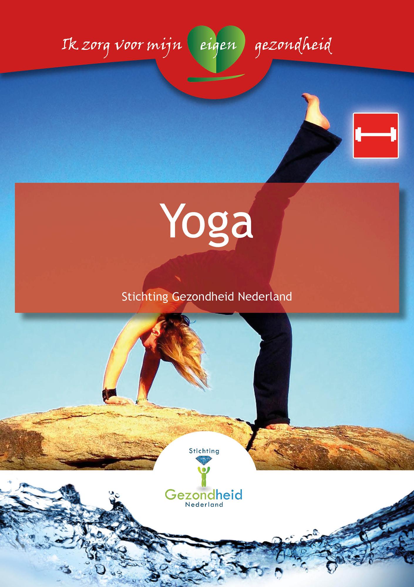 Boek over Yoga