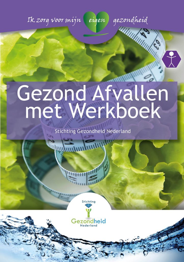 CoverGezond Afvallen met Werkboek3