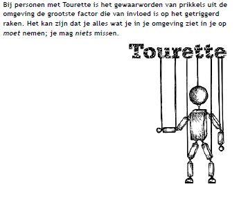 Gaandeweg met Tourette  ISBN  978-94-6084-028-9 (9789460840289)