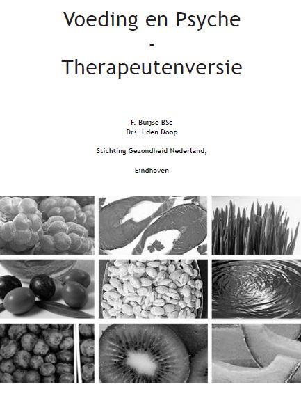 Voeding en psychologie ISBN 9789460840