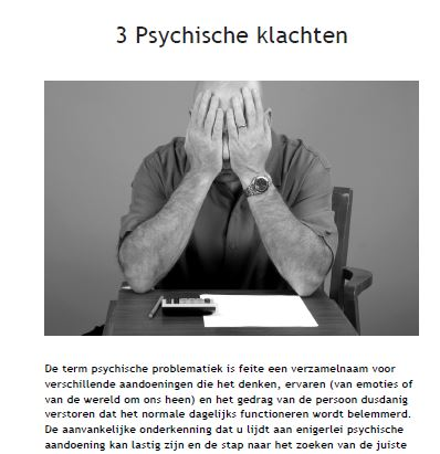 Voeding en Psyche Cliëntenversie ISBN: 9789460840241 (978-9460-84-024-1)