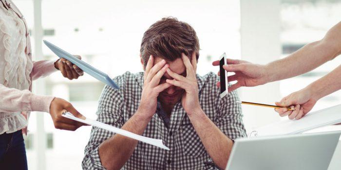 Blijf gezond, verminder stress