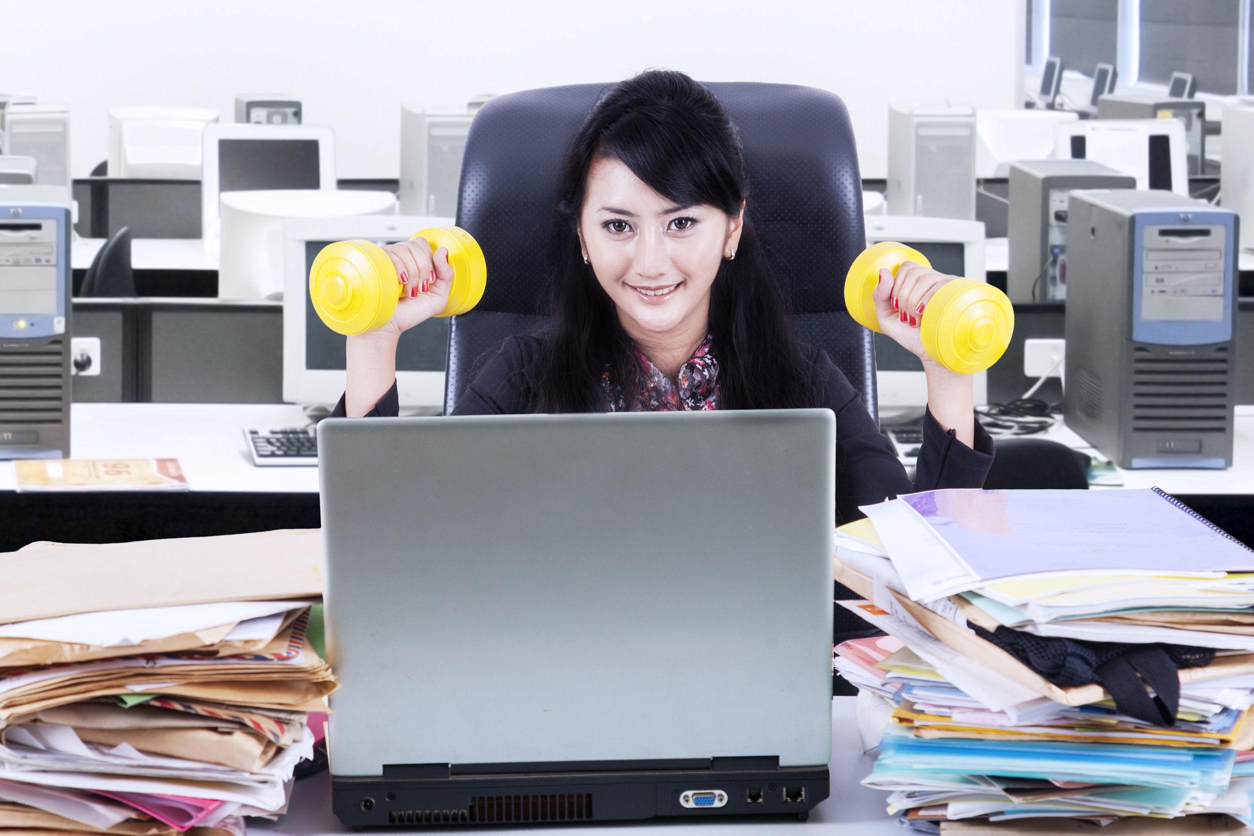 10 tips om je fitter te voelen op het werk