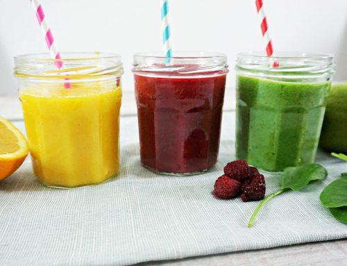 3 lekkerste detox smoothies