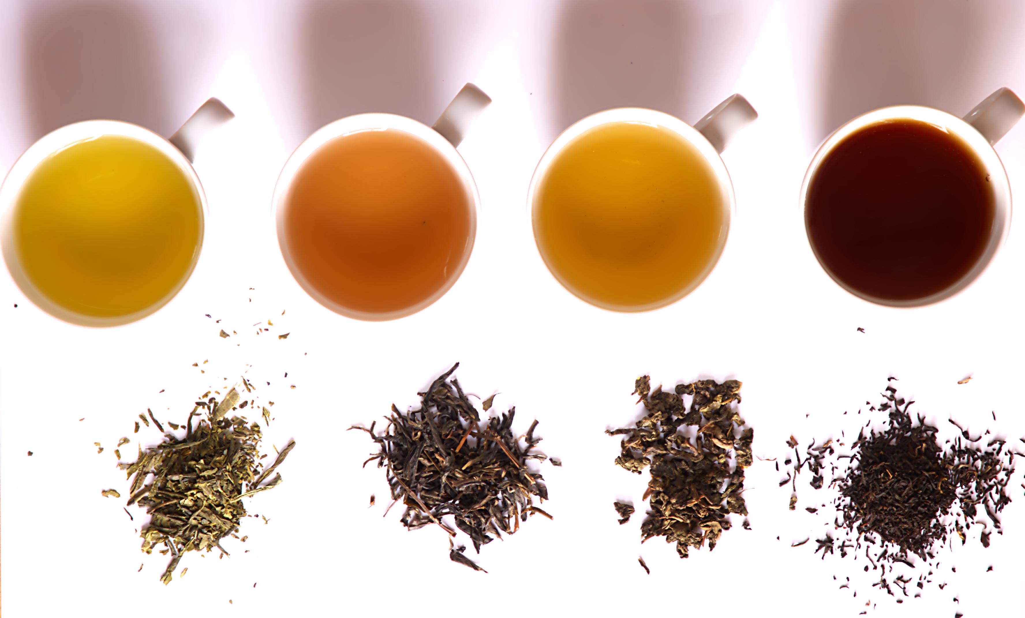 Dit zijn de beste theesoorten tegen buikvet
