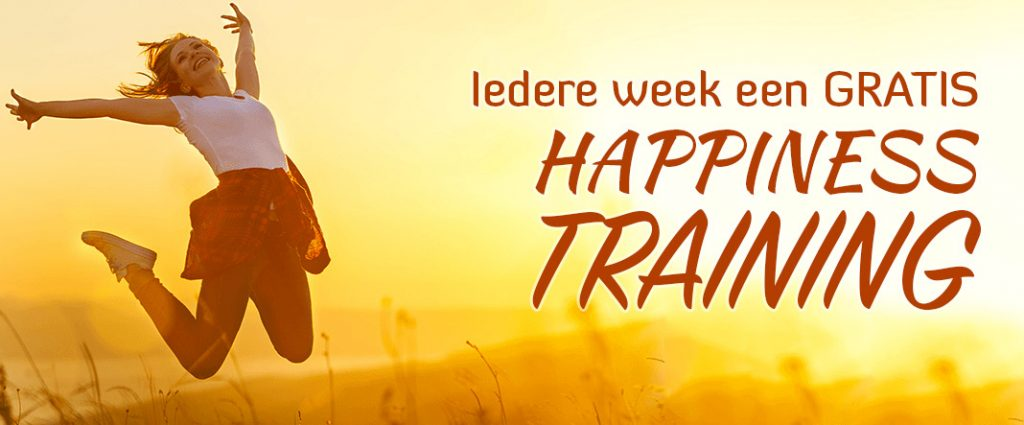 happinez trainingen