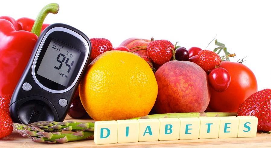Een gezond eetpatroon met diabetes
