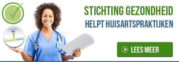 Stichting Gezondheid helpt huisartspraktijken