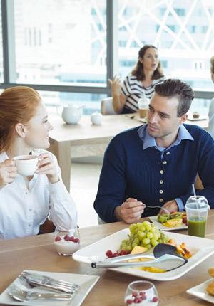 Aanspreken op ongezond gedrag