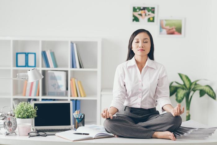 Anti-stress programma