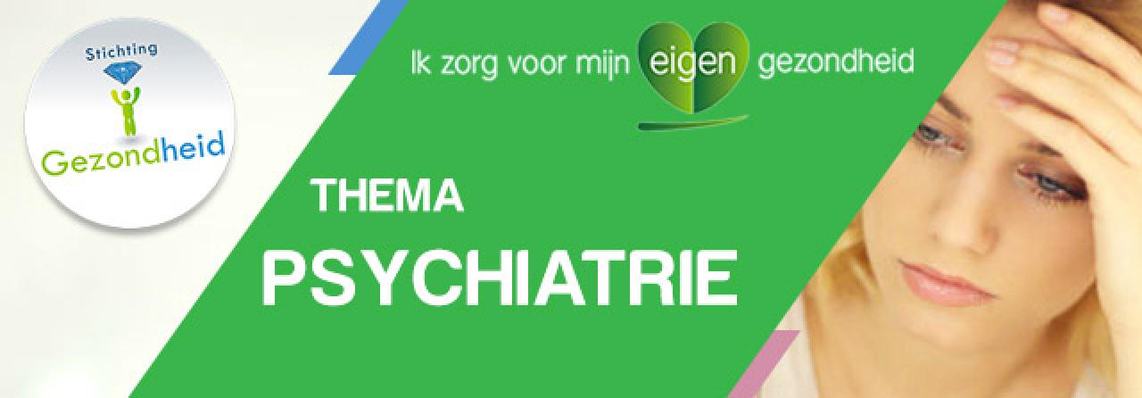 Week van de psychiatrie