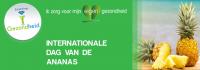 Internationale-dag-van-de-ananas-stichting-gezondheid
