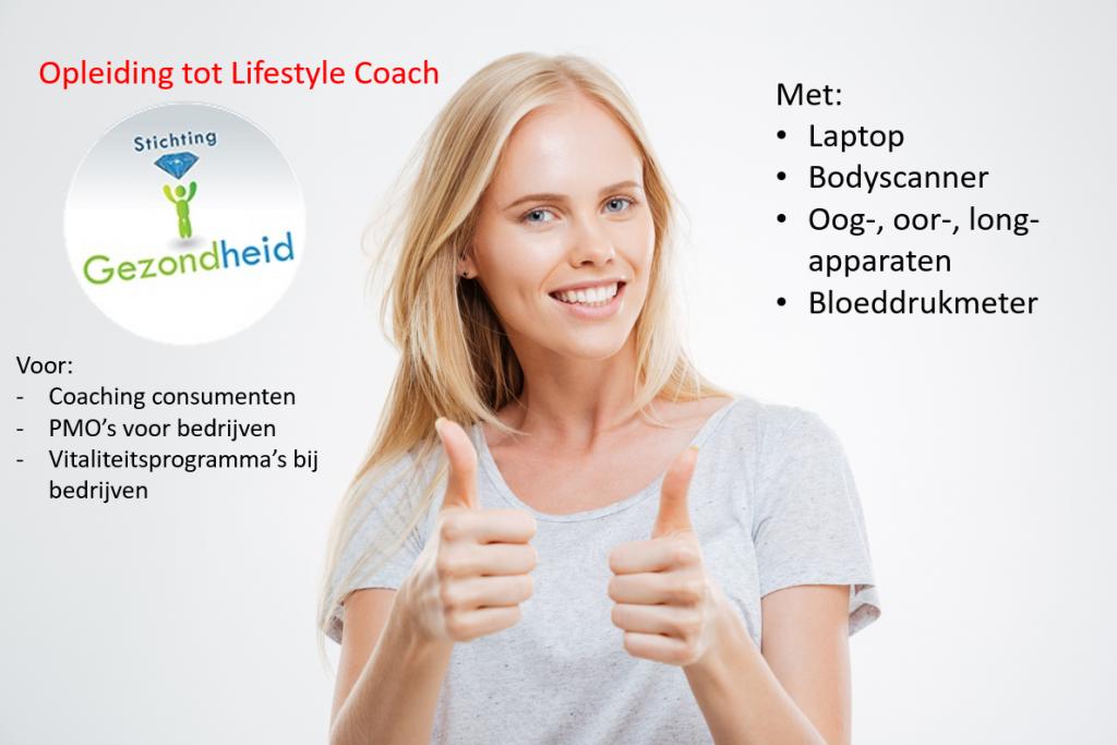 Opleiding Lifestyle Coach