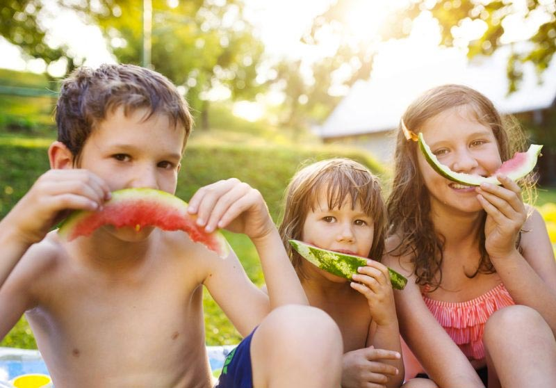 De voordelen van watermeloen