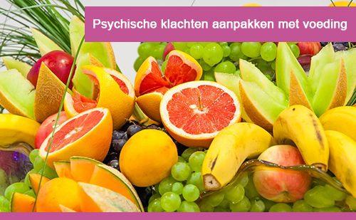 Psychische klachten aanpakken met voeding
