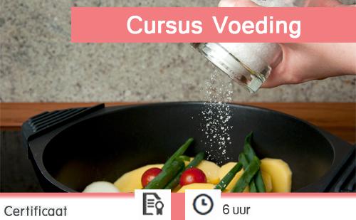 Voeding cursus