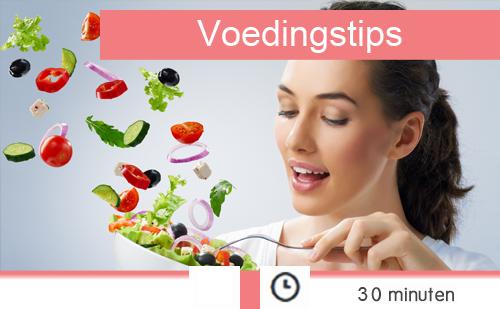 Voedingstips