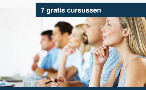 7 gratis cursussen