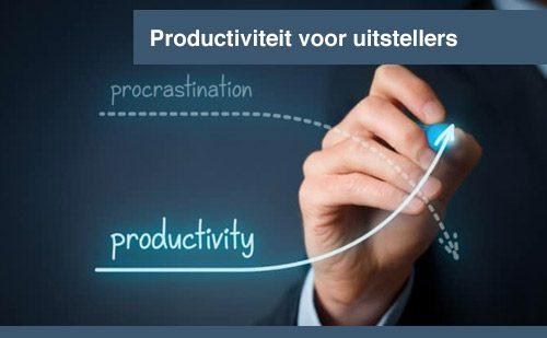 Productiviteit voor Uitstellers