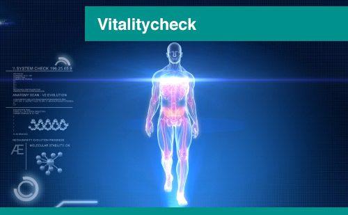Vitalitycheck met 125 gezondheidstrainingen
