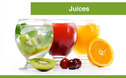Juices - videos, E-books and recipes