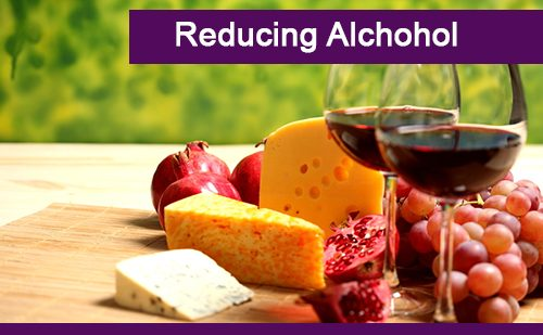 Reducing Alchohol